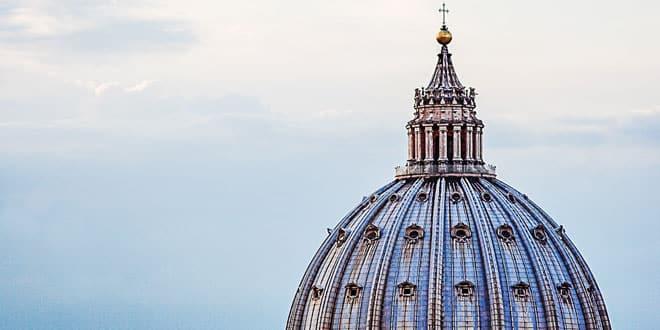 собор святого Петра купол