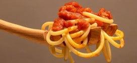 еда итальянская паста