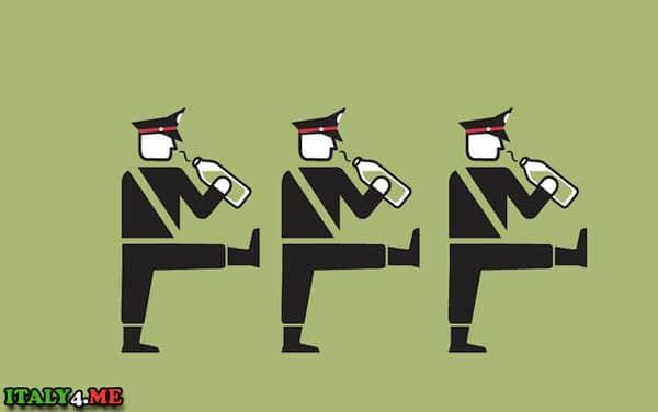 Полиция оливкового масла