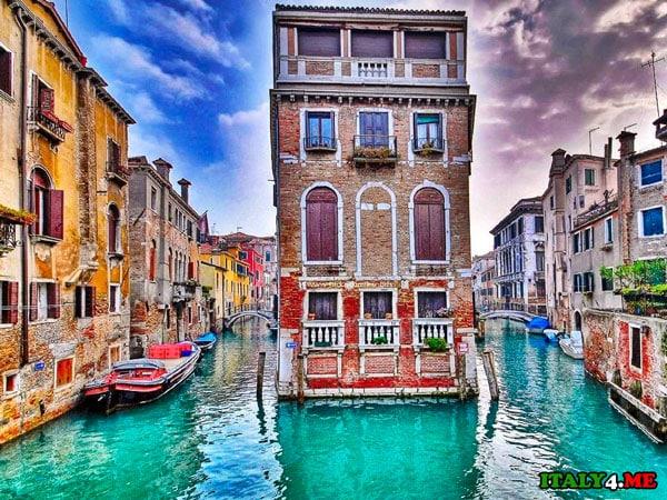 Венеция город в Италии