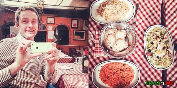 Ресторан-Рим-Трастевере-La-Viletta-отзыв-1