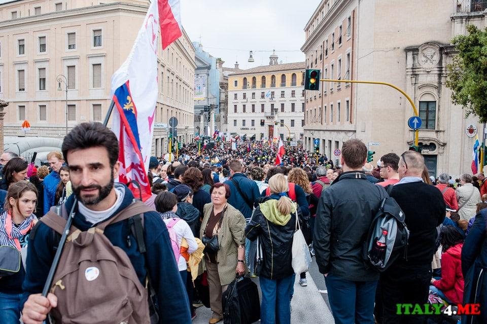 005-канонизация -римского-папы-27-апреля-2014-Рим