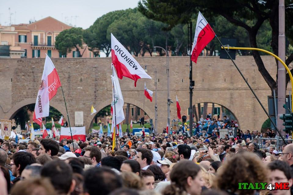 006-канонизация -римского-папы-27-апреля-2014-Рим