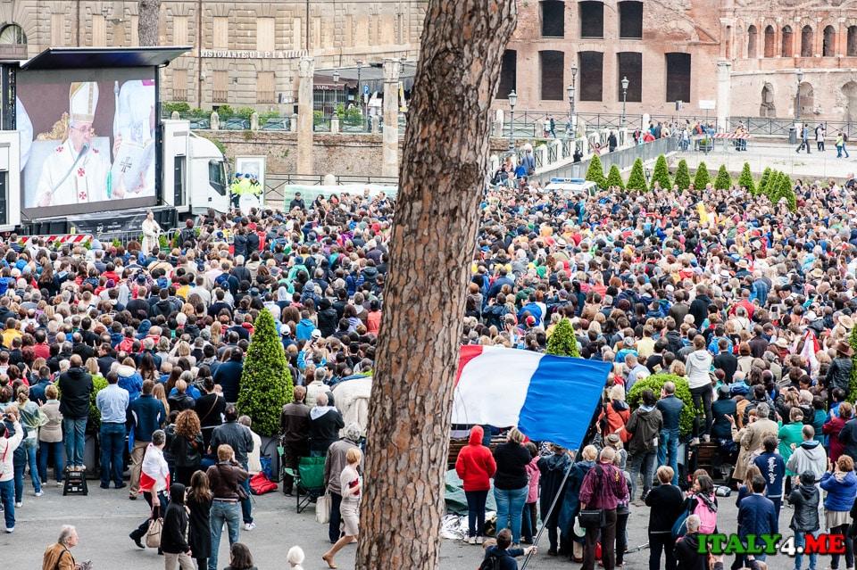 039-канонизация -римского-папы-27-апреля-2014-Рим