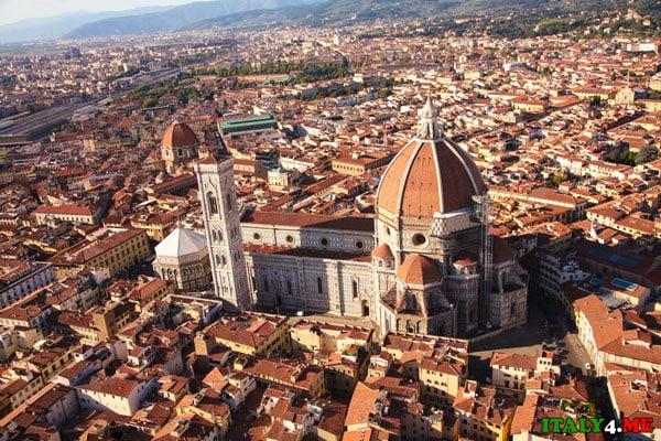 Собор Санта-Мария-дель-Фьоре Флоренция