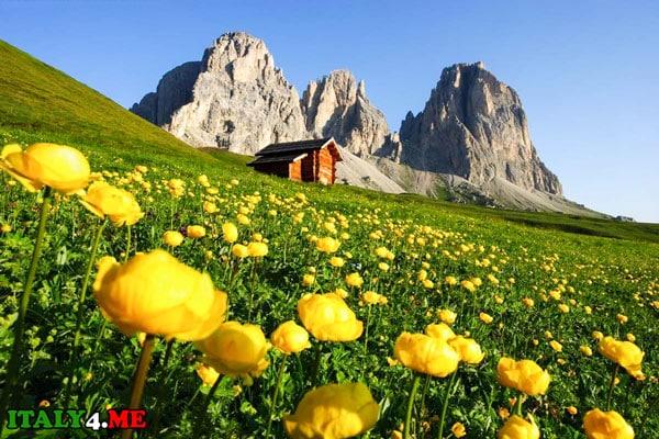 Южный Тироль Италия