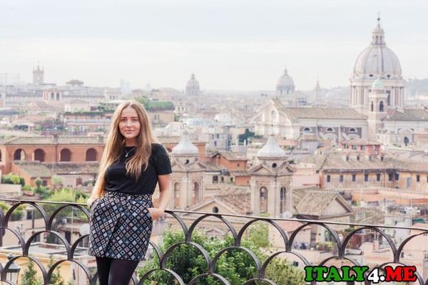 Рим экскурсия