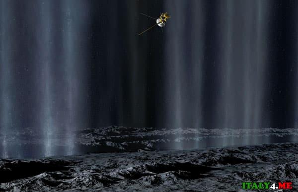 Космический корабль Кассини