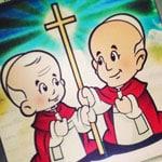 папа римский понтифик комикс