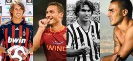 Итальянские футболисты
