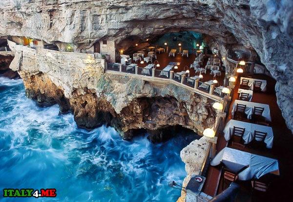 отель на море в Италии