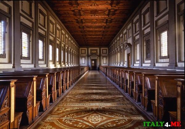 Biblioteca_Laurenziana