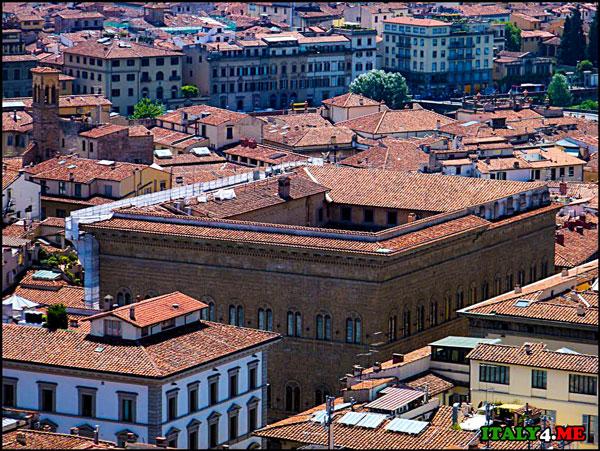 дворец Строцци Флоренция
