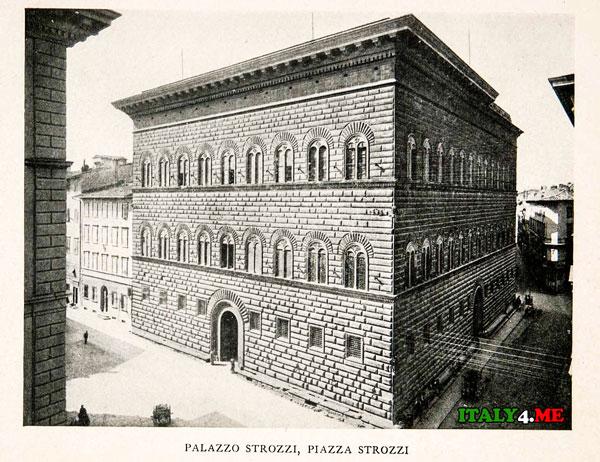 Дворец Строцци