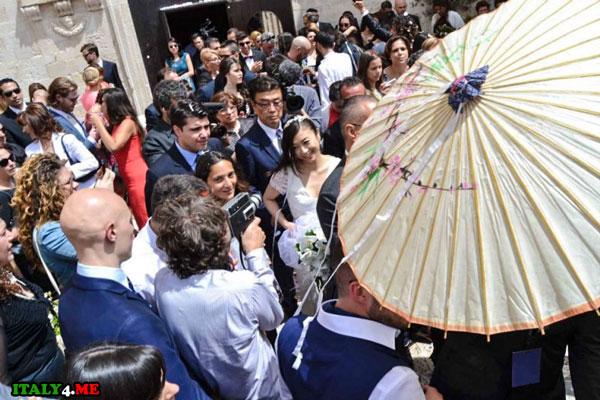 Свадьба в Италии Hikaru Utada