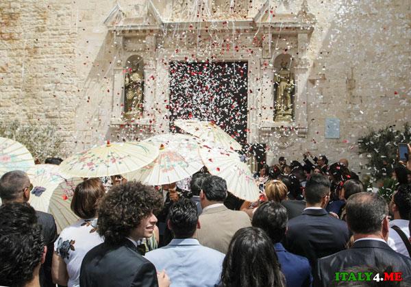репортаж со свадьбы в Италии Hikaru Utada