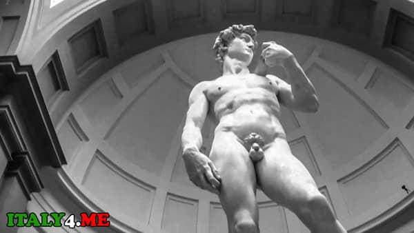 статуя Давида во Флоренции