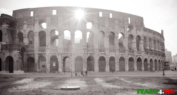 Экскурсия_в_Риме_Колизей