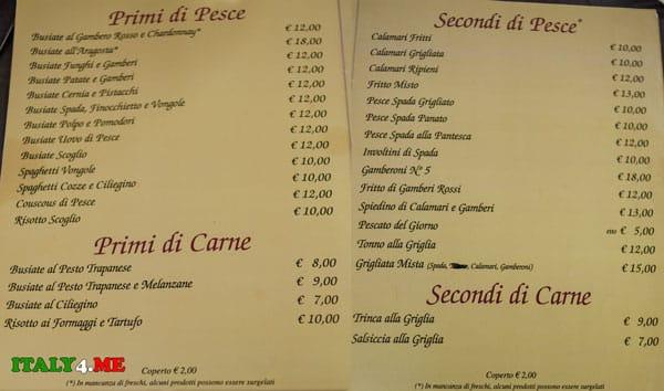 La_Piazzetta_Trapani_menu_2