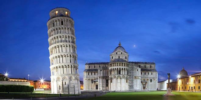 башня Пиза