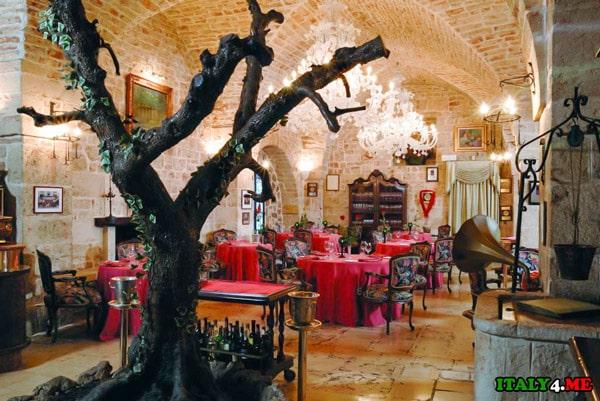 Альберобелло-ресторан-Il-Poeta-Contadino