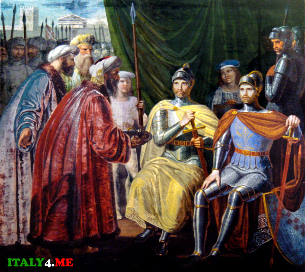 Роджер-1-король-Сицилии-Палермо
