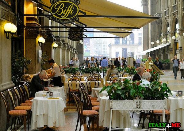 ресторан-в-Милане
