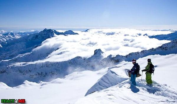 Аланья-Вальсезия горнолыжный курорт в Италии