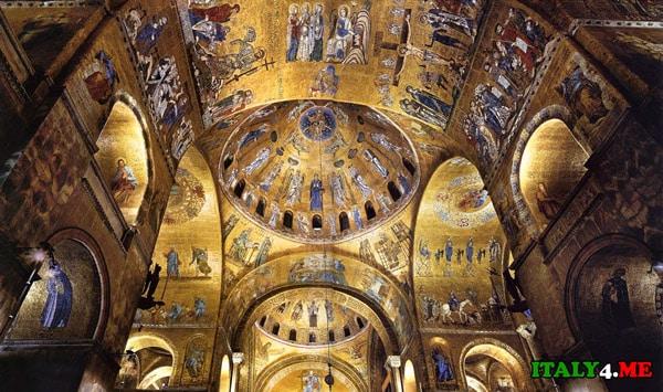 Базилика-Сан-Марко-бесплатная-достопримечательность-в-Венеции