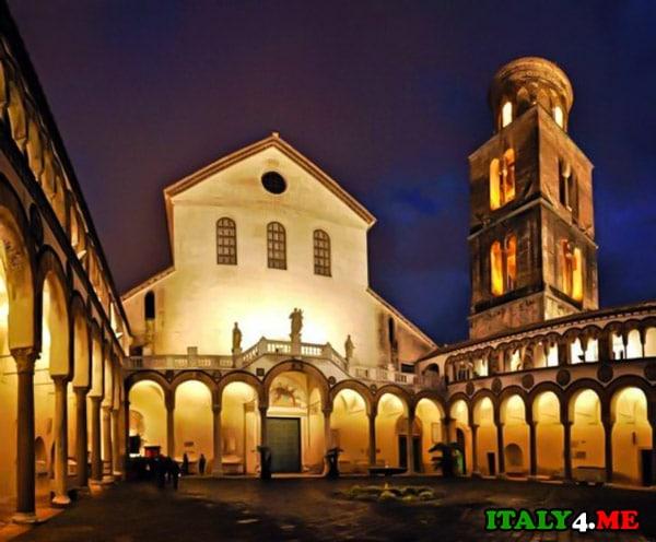 Кафедральный собор в Салерно