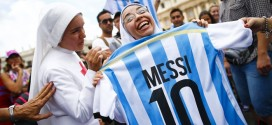 футбольный матч в Риме