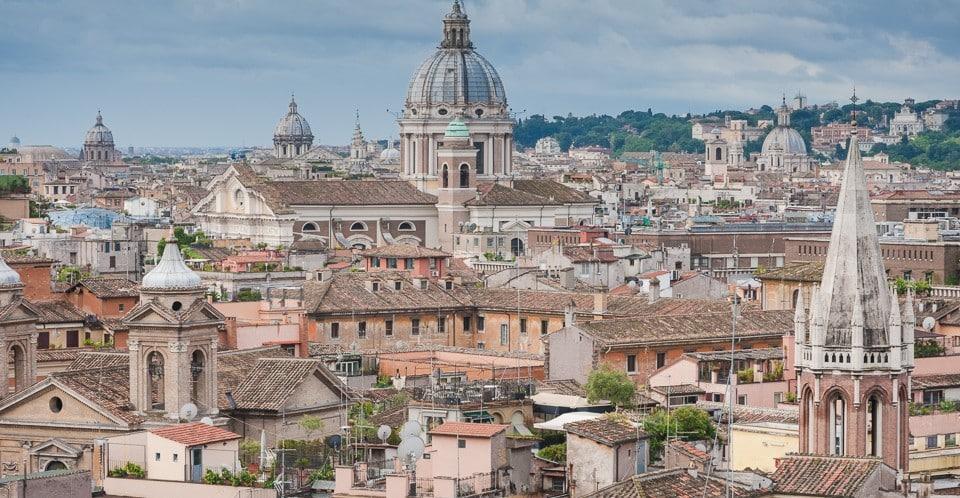 Как провести день в Риме