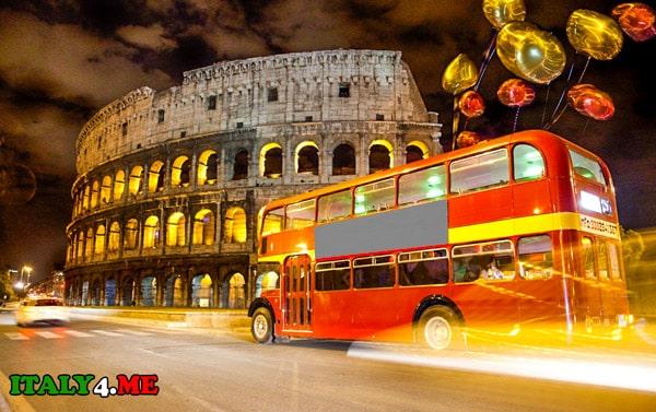 автобус-в-Риме