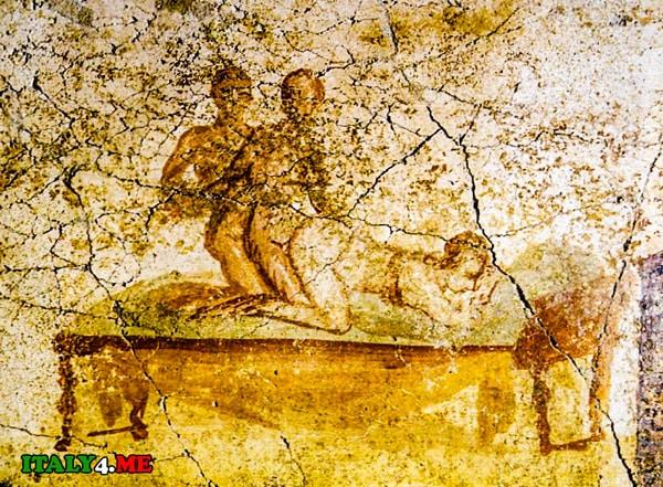 древние-фрески-помпеи