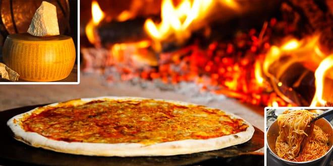 Итальянские вторые блюда - перевод меню