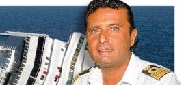 капитан Коста Конкордия