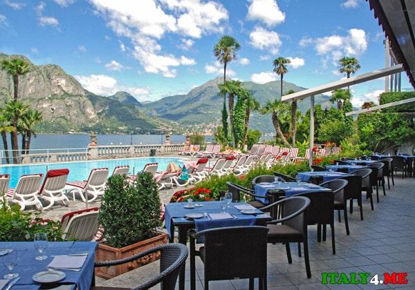 Villa-Serbelloni-4 отель на озере Комо