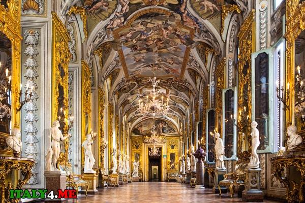 Галерея-Колонна-в-Риме