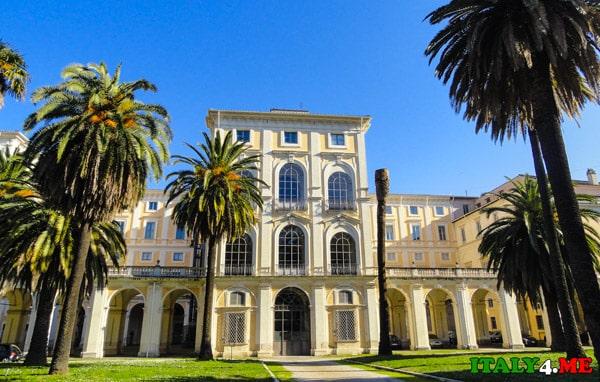 Галерея-Корсини-в-Риме