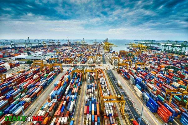 Порт в Венеции