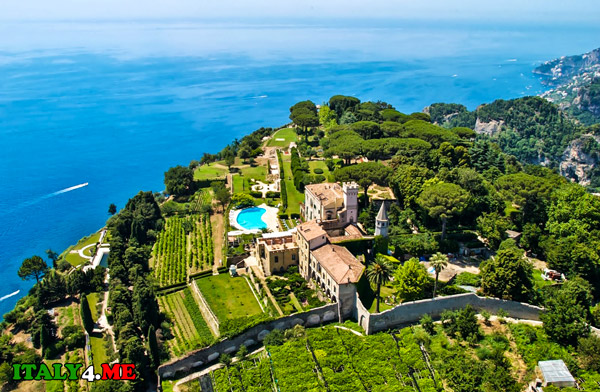 вилла-в-Италии-с-видом-на-море