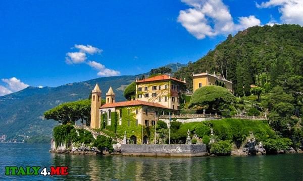 дом-в-Италии-на-озере