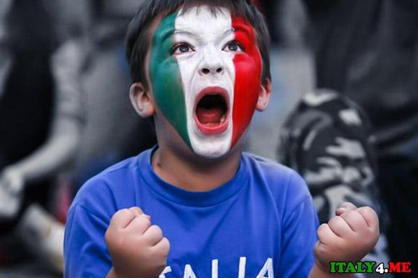итальянский-футбол-фанаты