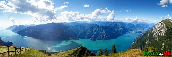 озеро-Гарда-Италия