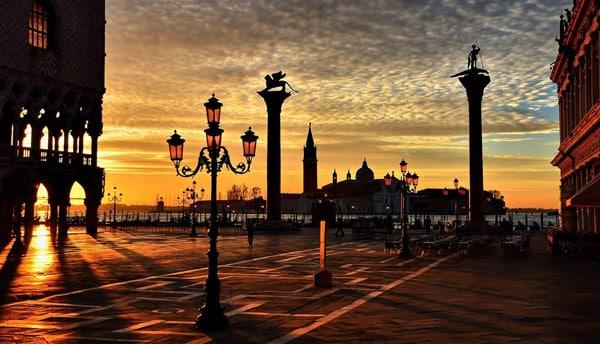 Венеция-вечером