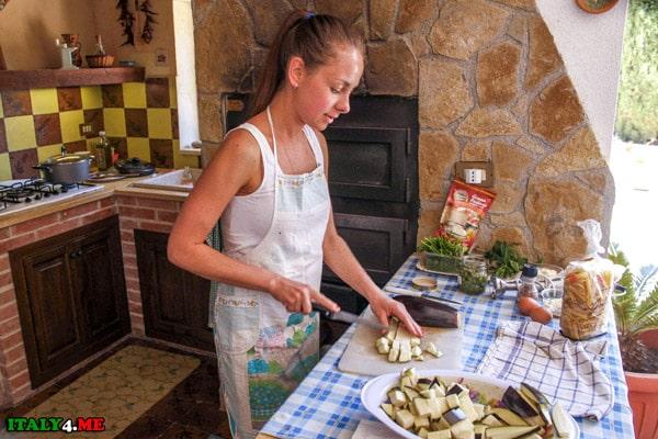 Приготовление-пасты-алла-норма-4