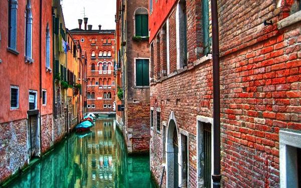 Улицы-Венеции