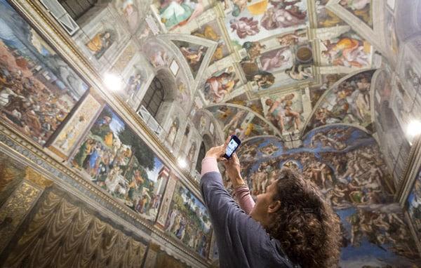 сикстинская-капелла-в-Ватикане-новое-освещение