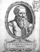 итальянский повар эпохи Возрождения Bartolomeo Scappi