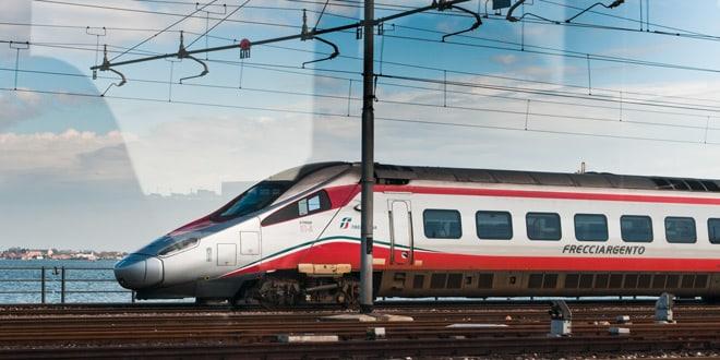поезд Венеция